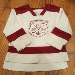 Old Navy Hockey Jersey 2T